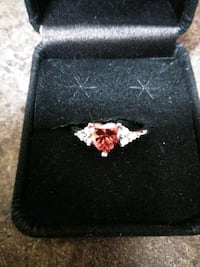 Ruby and Diamonds Ring Joplin, 64804
