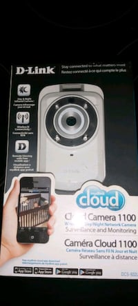 D-Link Cloud camera 1100       New in box