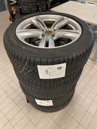 "19"" BMW Winter tire set  Langley, V3A 8M8"