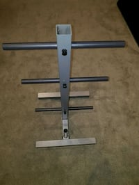 BRAND NEW 1 inch BODY SOLID WEIGHT TREE Mississauga, L5A 1W9