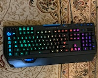 Logitech G910 Orion Spectrum Gaming Keyboard Mississauga, L5H 4E8
