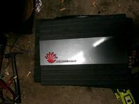2ch.Car amplifier  Independence, 64052