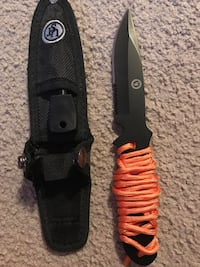 Lightweight knife with fire starter North Port, 34287