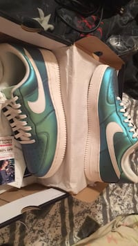 mint green Air Forces size 10 Gallatin, 37066