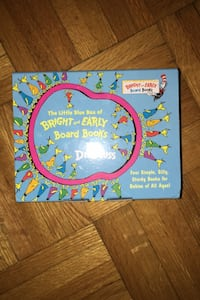 Dr seuss baby books new in package Montréal, H8Z 3K9
