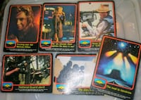 four assorted trading card collection Portland, 97230