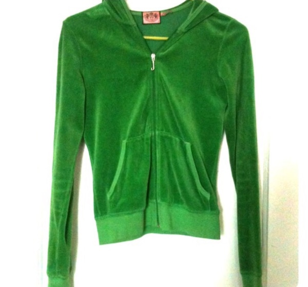 b86cf296384b Used Juicy Couture Green Jacket for sale in Jacksonville - letgo