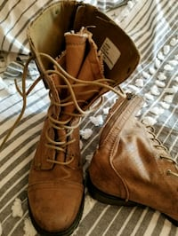 Roxy lace-up boots, barely used Fort Belvoir