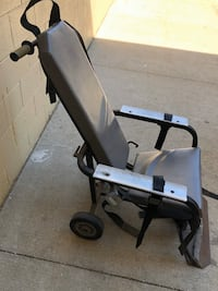 Restraint chair for moving people Des Moines