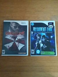 Resident Evil Chronicles Series