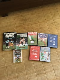 Soccer Books and DVD's San Diego, 92101