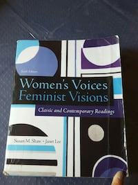 Women's voices Feminist visions: 6th edition Silver Spring, 20902