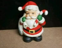Santa figurine piggy bank 426 mi