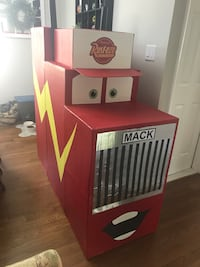 Mack from Cars large box party decoration  Woodbridge, 22193