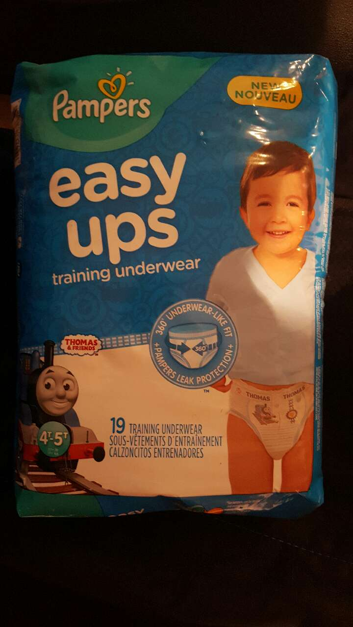 Used Pampers Easy Ups (Boys) for sale in Lake Village - letgo