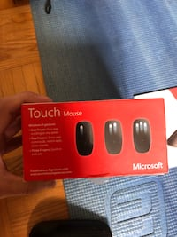 Microsoft Touch Mouse (Hardly used) TORONTO