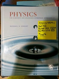 Physics book 4/E Knight Orono, 04473