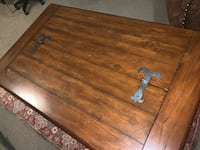Wooden Coffee Table w/ Storage Bowie, 20720