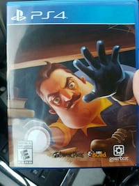 Hello neighbor used once only  Edmonton, T5E 0Y5