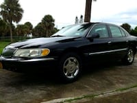 99 Lincoln continental for sale Port St. Lucie, 34952