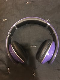 Purple Beat Studios. Used. Batteries included. Comes with AUX chord Purcellville, 20132