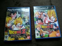 Jeux dragon ball ps2  Bezons, 95870