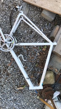 Cannondale road bike project  Washington, 20011