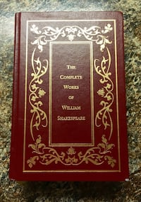 Shakespeare Complete Works Book Vancouver, V6G 2C9