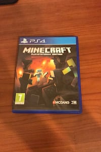 Playstation 4 Minecraft