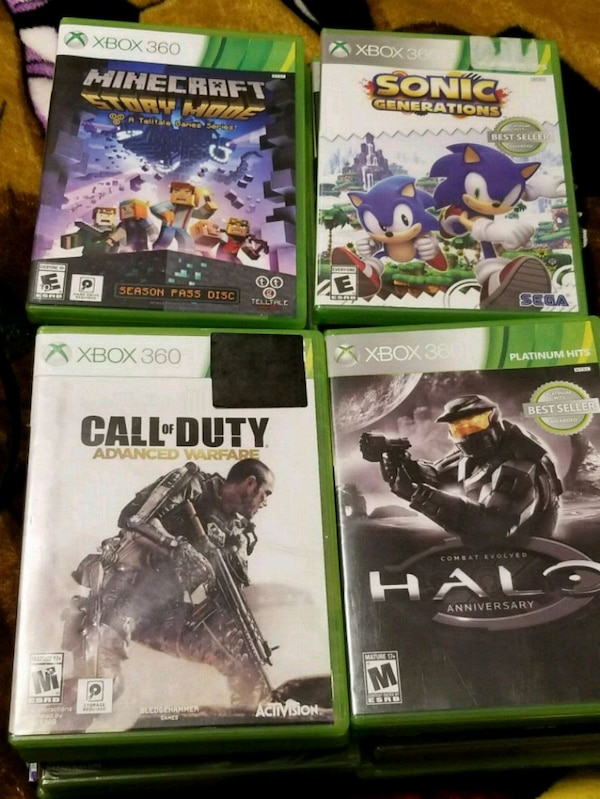 Xbox 360 games and xbox 360 kinect games