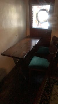 4 chair dinette sets silver legs ,cash & carry$ Baltimore, 21223