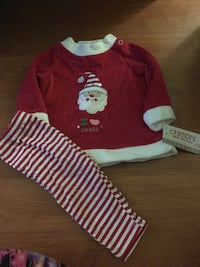 Carters Christmas Outfit  Courtice, L1E 1Y2