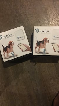 One tractive gps pet tracking boxes Stafford, 22554