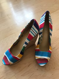 Beautiful colorful wedge Arlington, 22206