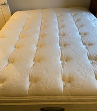 Cal King - Simmons Beauty Rest Plush Pillowtop complete bed Rockville, 20852