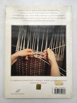 The Complete Book of Basketry Techniques / Sue Gabriel - Sally Goymer 66c896cc-1a1b-47b4-b969-da5e9ab2f03a