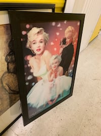 3D Marilyn Monroe Wall Art Chicago, 60605