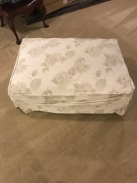 white and gray floral mattress Germantown, 20876