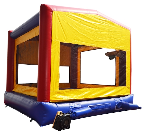 Outstanding 15X15 Modular Bounce House Home Interior And Landscaping Ferensignezvosmurscom