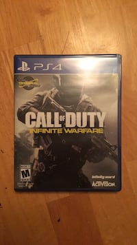 Call of Duty Infinite Warfare for PS4  New Westminster, V3M 4Z8