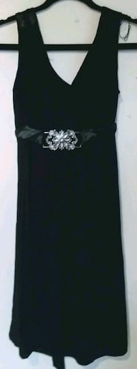 Scarlett Nite Petite Black Evening Gown  Washington, 20011
