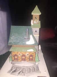 Dept 56 North Pole Chapel Blooming Grove, 10918