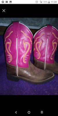 Old West boots Abilene, 79602
