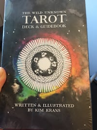 The wild unknown tarot deck & guide book Montréal, H4L