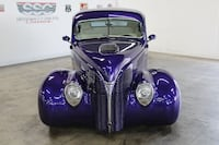 1938 Ford 81A Deluxe Body Club