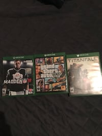Xbox one games San Antonio, 78239