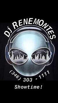 DJ Rene Montes! FLAT FEE $300 FOR ANY AMOUNT OF HOURS! Houston