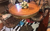 Need it gone ASAP ! Gorgeous ornate dining set  Markham, L3P