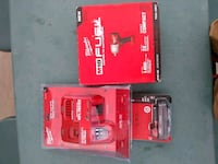 1/2 in high torque Milwaukee impact wrench  Colorado Springs, 80920