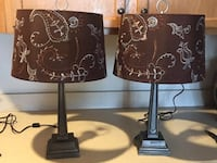 Lamps Pair of Beautiful End Table Lamps  Lansdowne